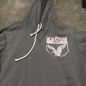 American Eagle Size M Relaxed Hoodie